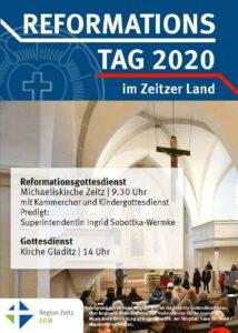 Reformationsgottesdienst @ Michaeliskirche