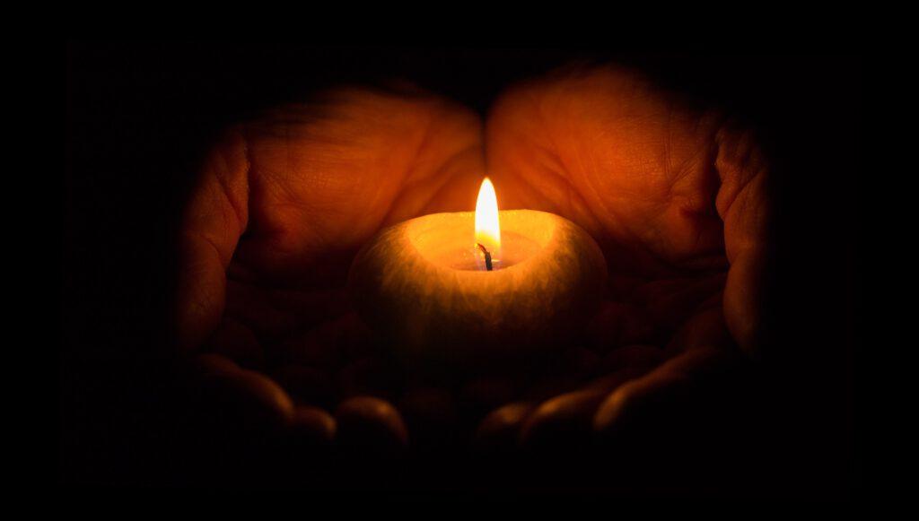 Licht von Bethlehem